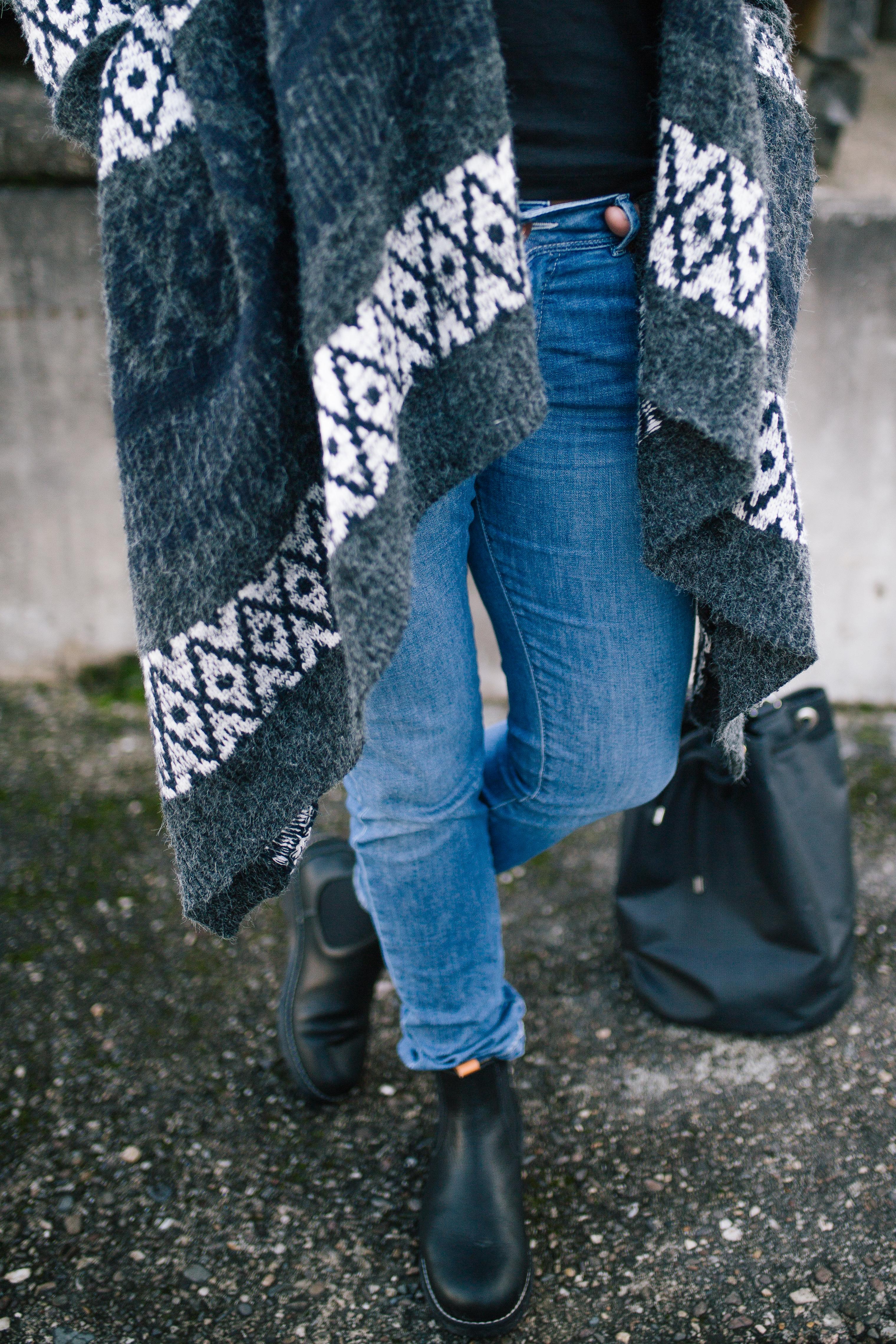 Alltags-Herbst-Outfit mit fairen Marken