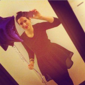 selfie, ballon, spiegelselfie, me
