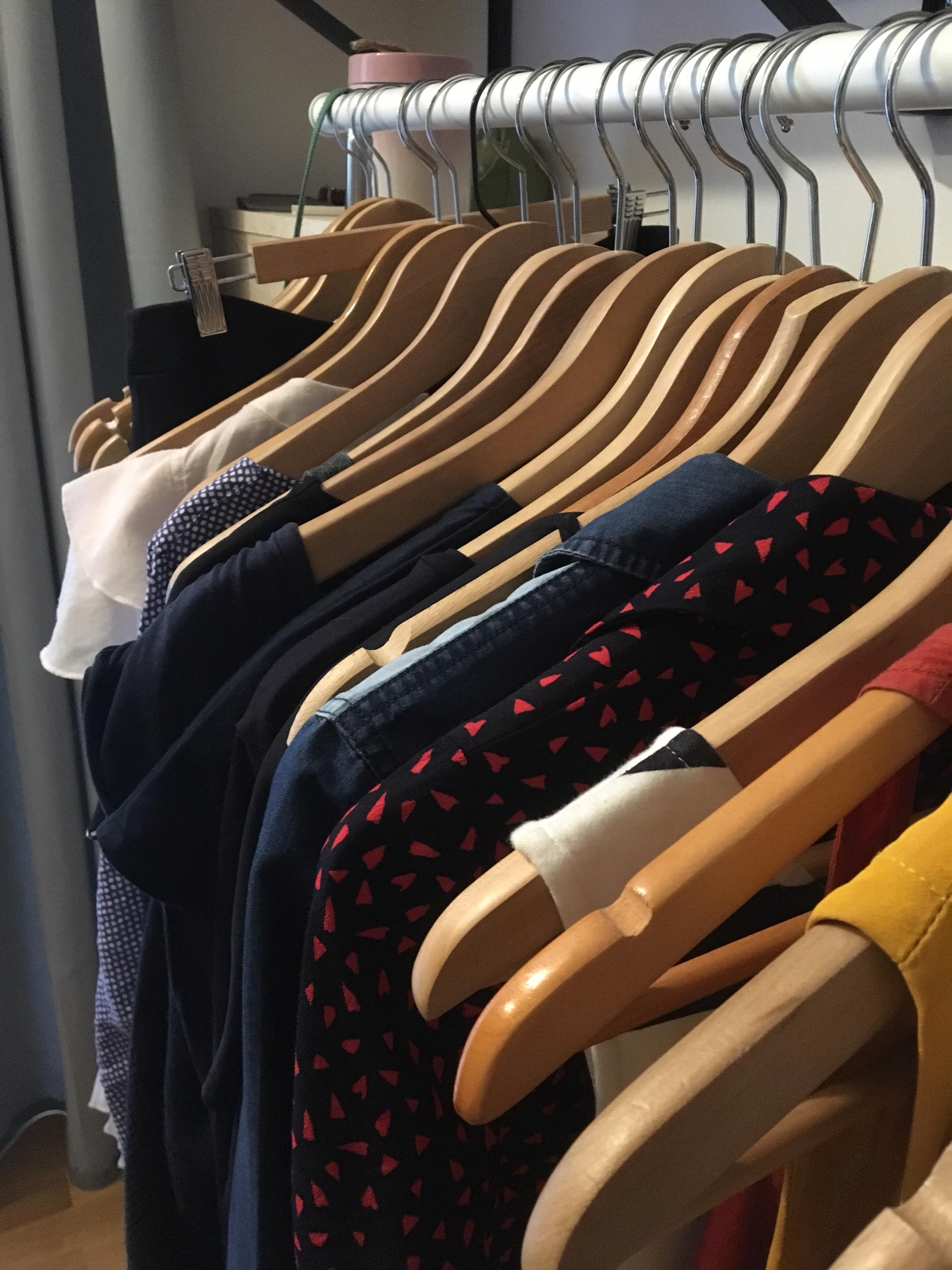 Schritt für Schritt zum minimalistischen Kleiderschrank!