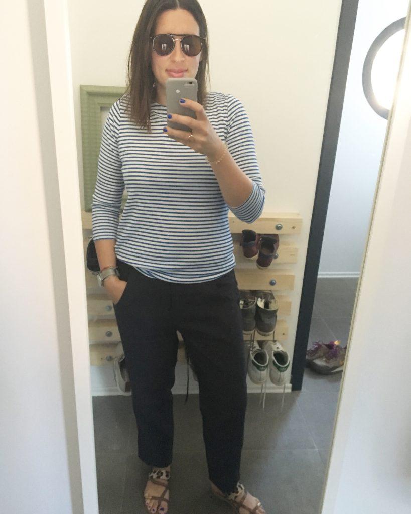 Outfit - Spiegelselfie