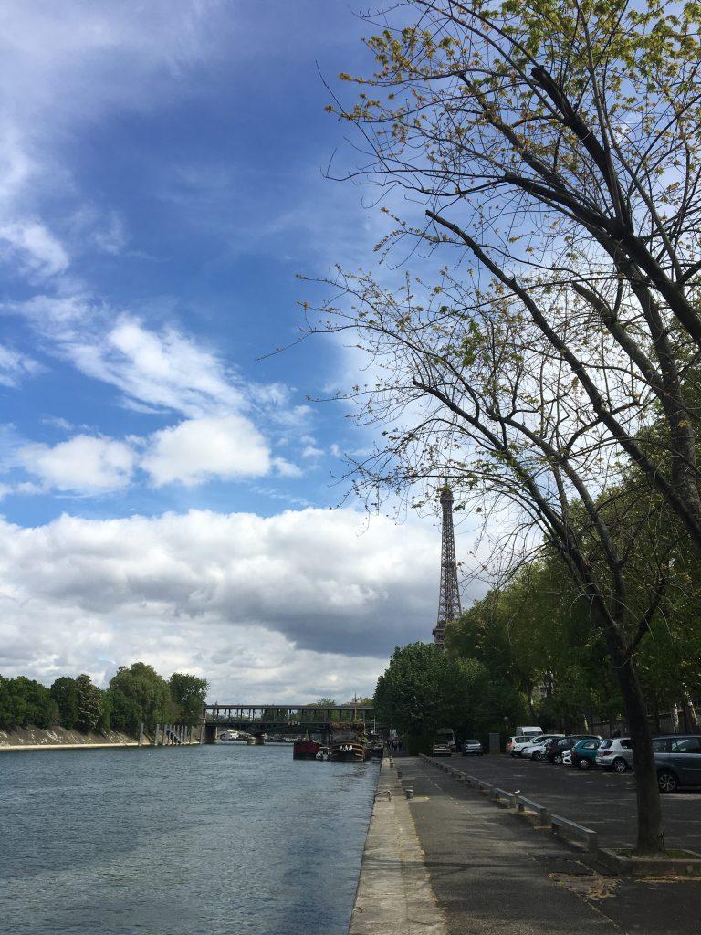 Familienreise Paris, Eiffelturm