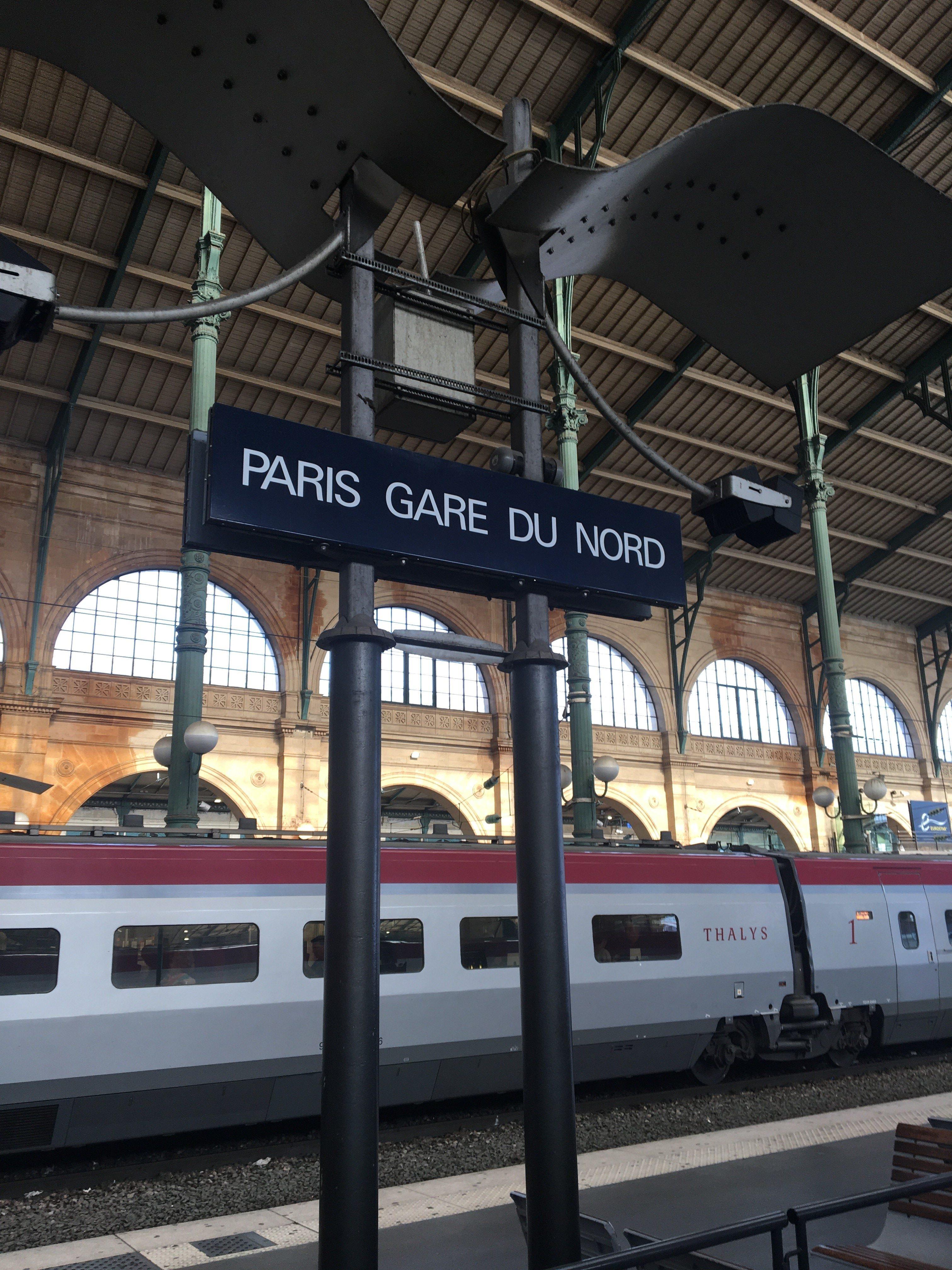 4 Tage in Paris