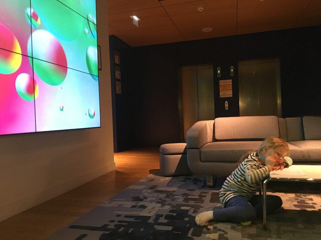 Yooma Urban Lodge die Lobby