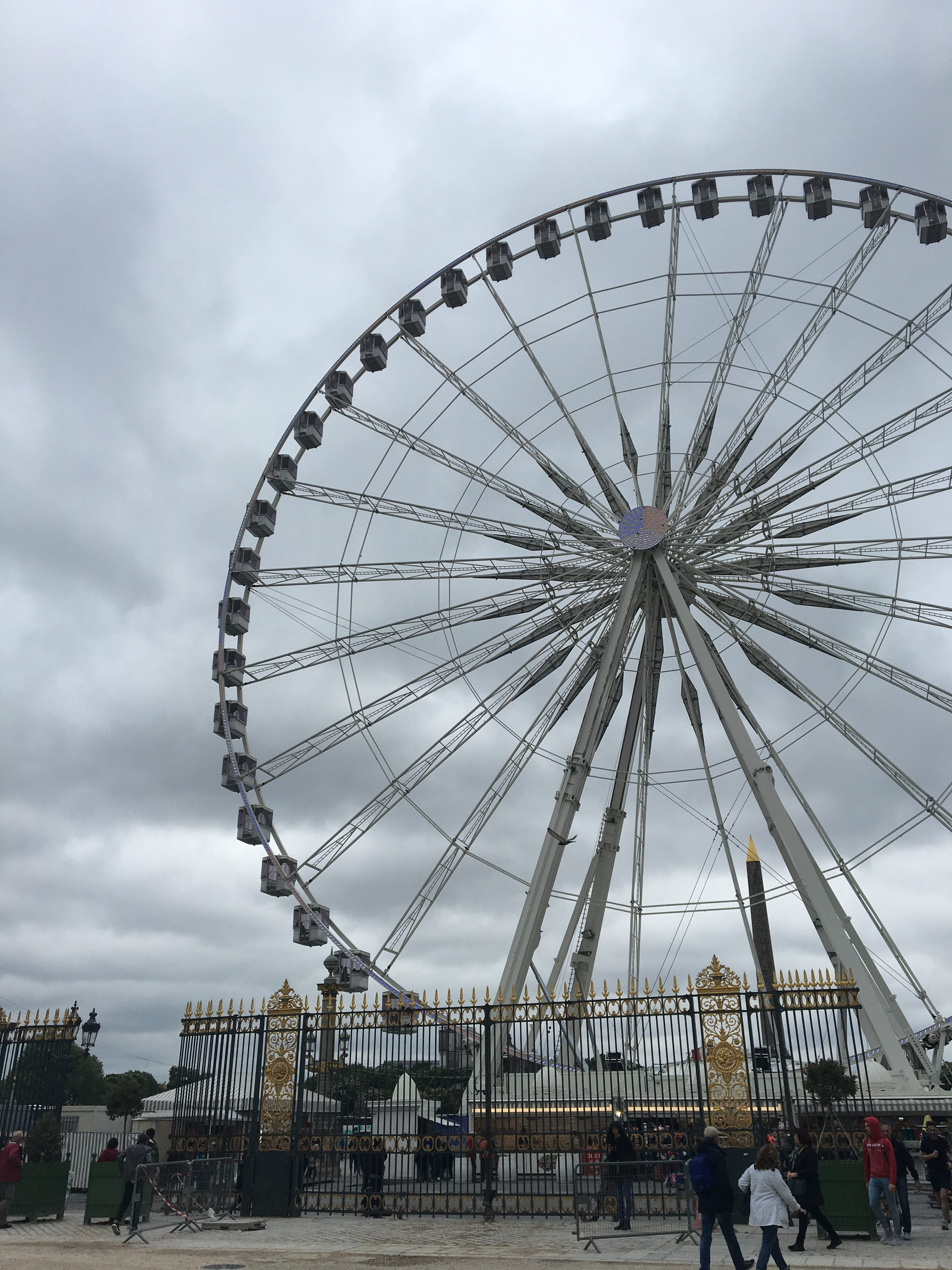 Riesenrad Paris
