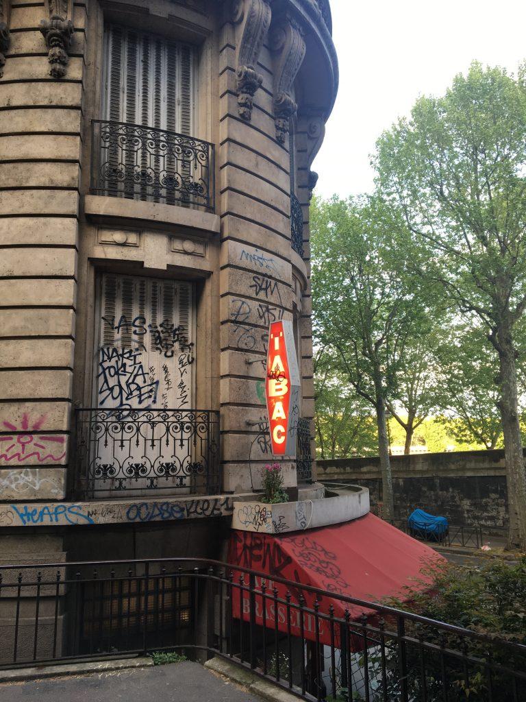 Pariser Ecken