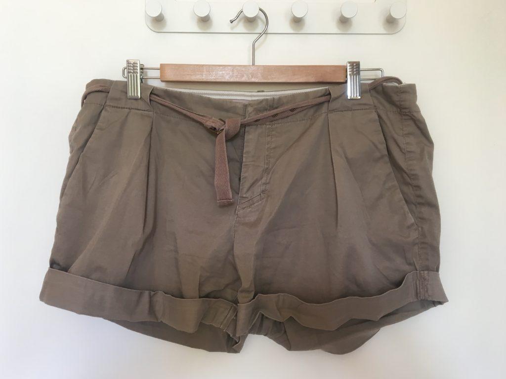 Shorts von Stefanel
