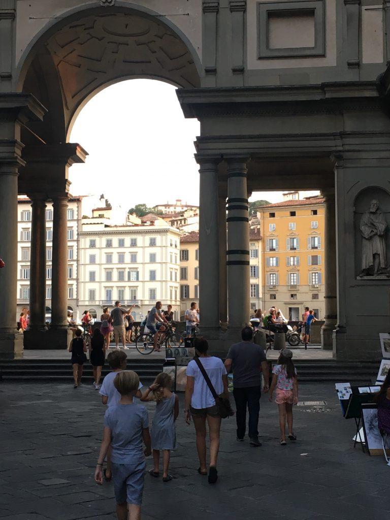 Florenz mit Kindern