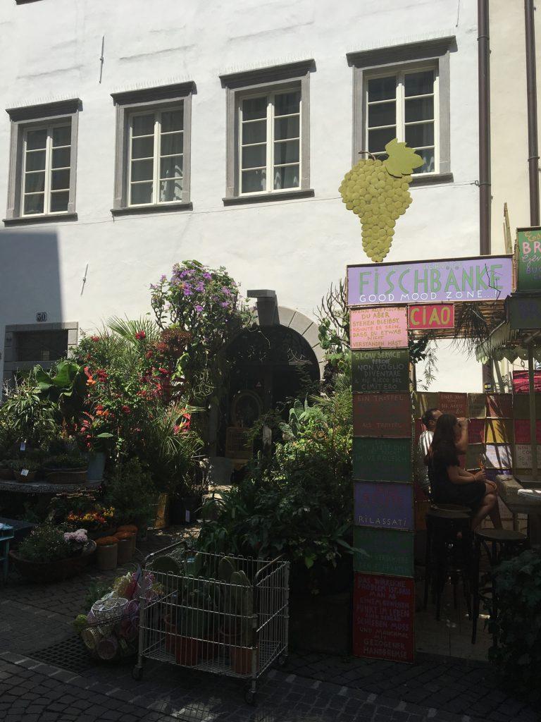 Restaurant Fischbänke Bozen