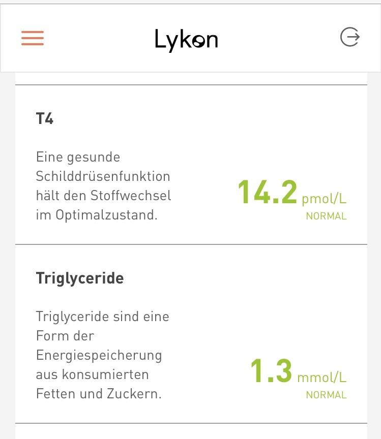 Lykon MyGewichtskontrolle