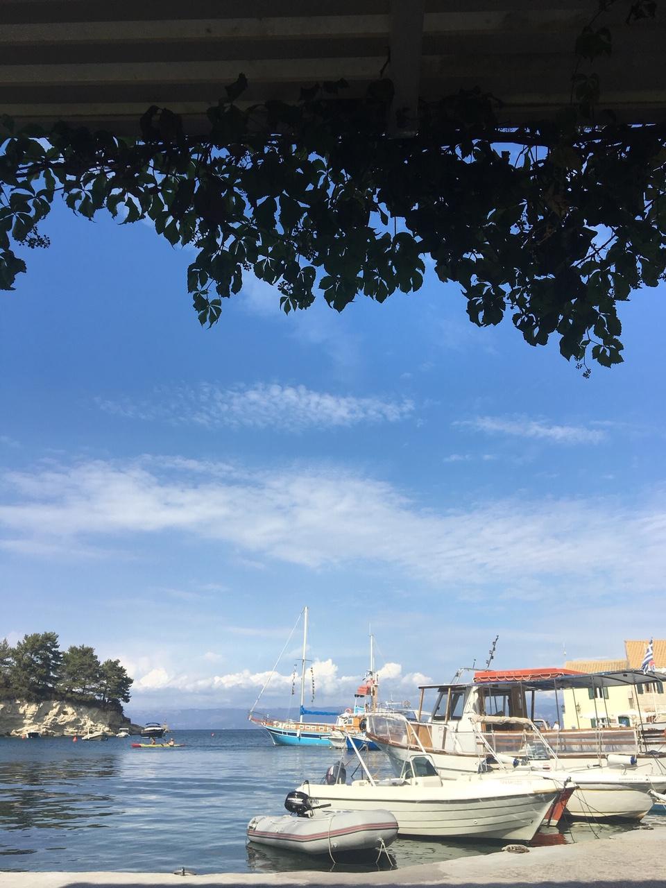 Reisebericht Griechenland Korfu