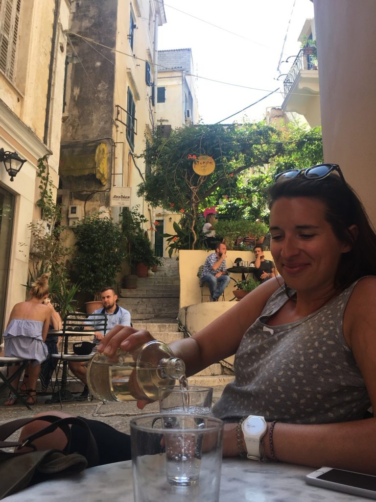 Reisebericht Korfu