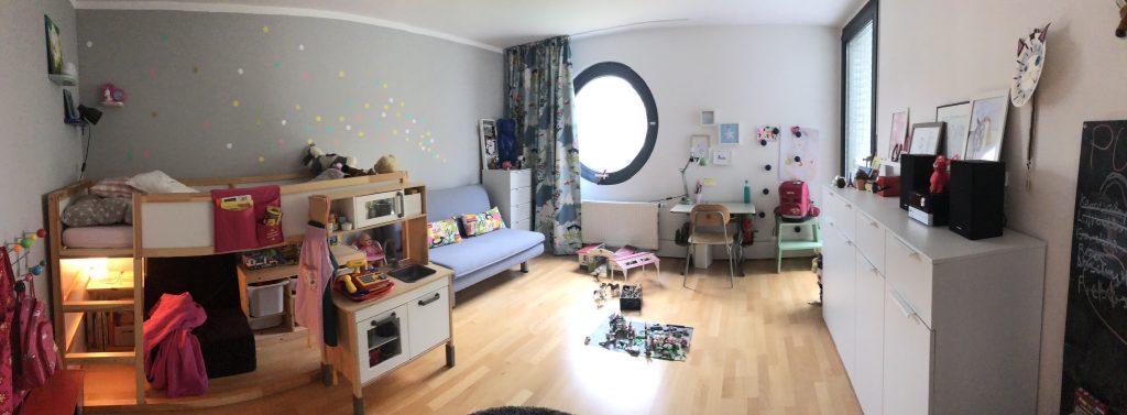 Kinderzimmer mit Rauch Möbel