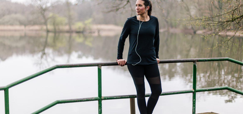 Halbmarathon-Training. Laufen für Anfänger.