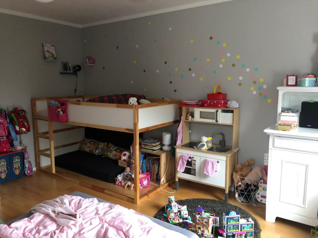 Kinderzimmer Makeover