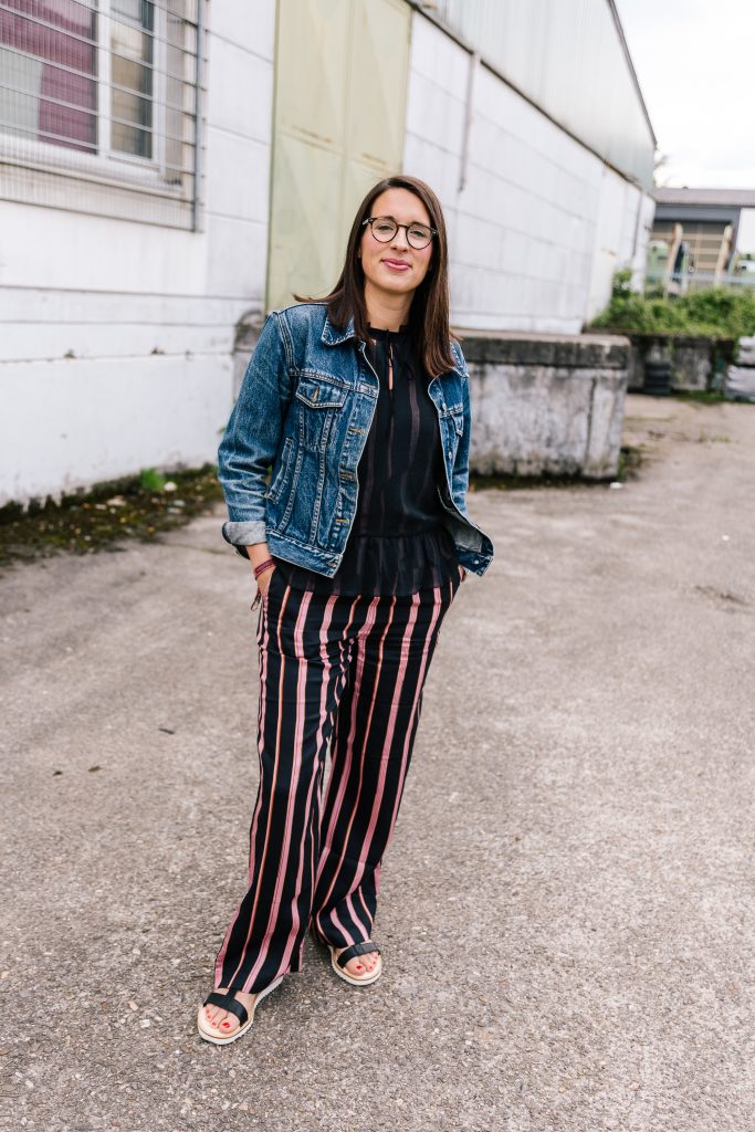 Fairfashion Look mit Fairnica