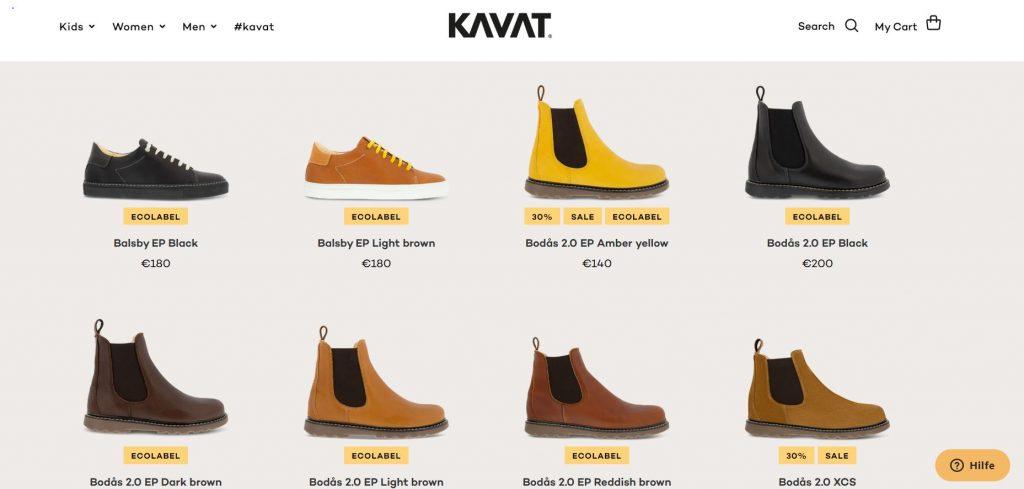 Kavat Men Shoes 19/20